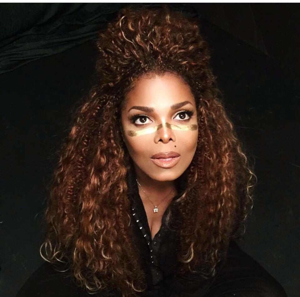 Janet D Jackson. Enough said.