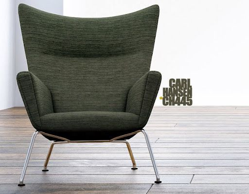 B1neural Free chair Carl Hansen CH445