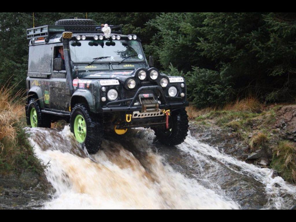 Jbk Land Rover Defender Pinterest Challenge
