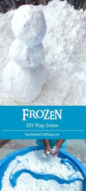 Disney frozen diy play snow also best halloween costumes images costume ideas space rh pinterest