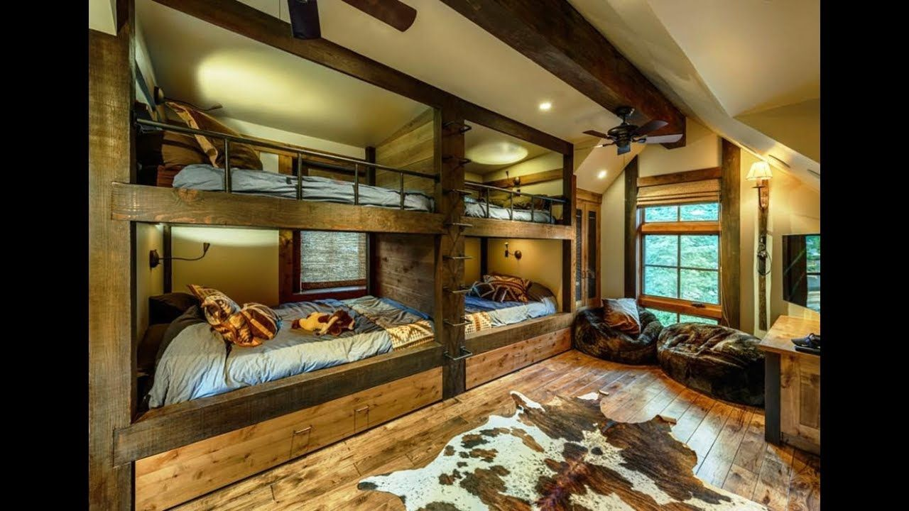 Simple Decorating Ideas To Make Your Room Look Amazing: Top 40 Rustic Bedroom Decorating Design Ideas