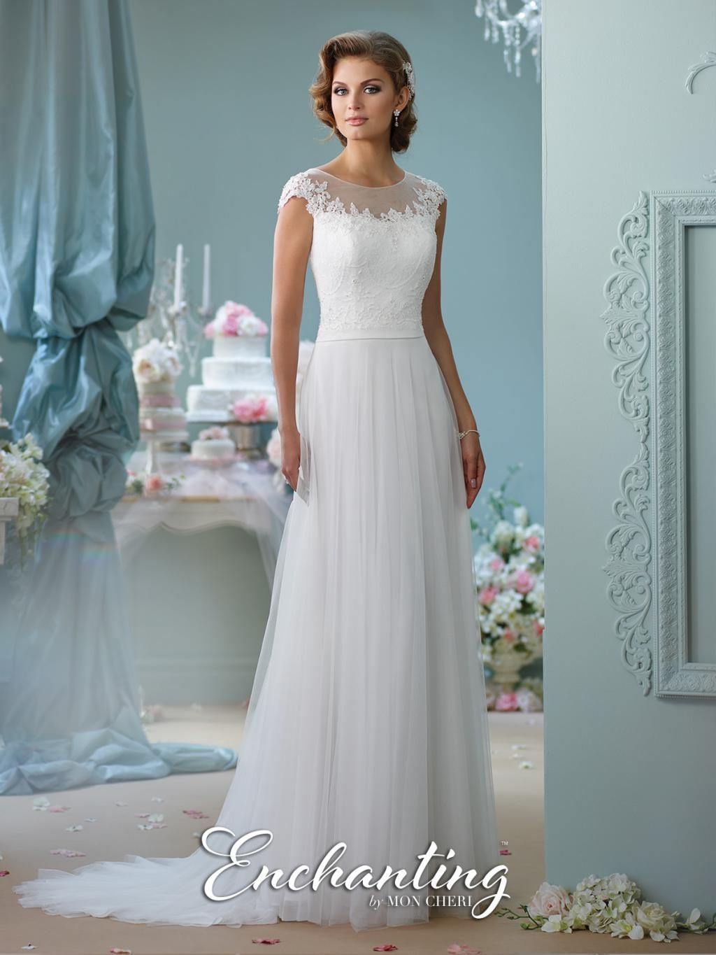 Enchanting Wedding Dress From Princess Diaries 2 Motif - All Wedding ...