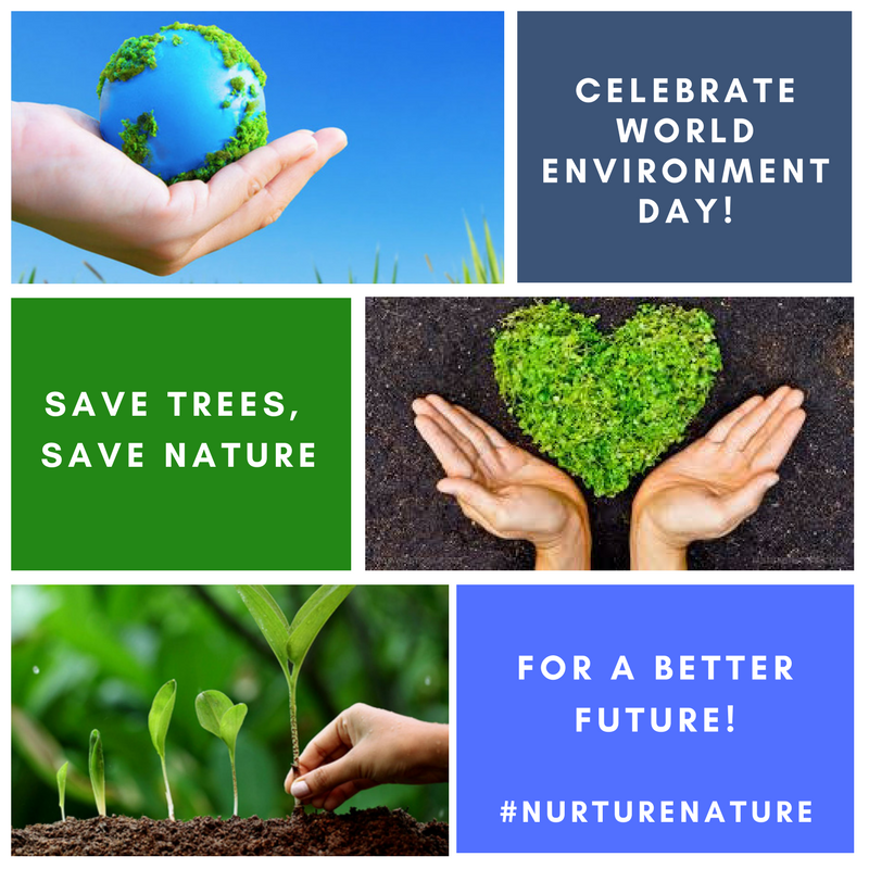 Protect the environment for a better tomorrow, cleaner air