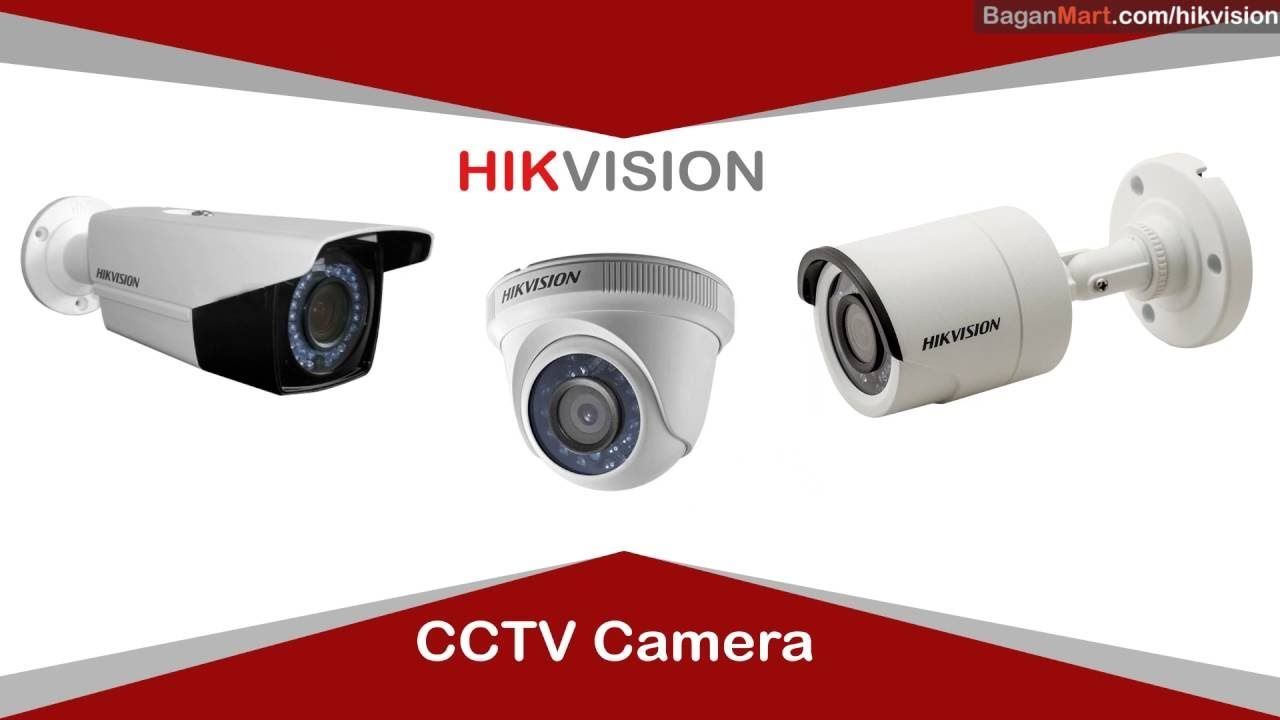 HIKVISION CCTV Camera in Myanmar | Cctv security systems