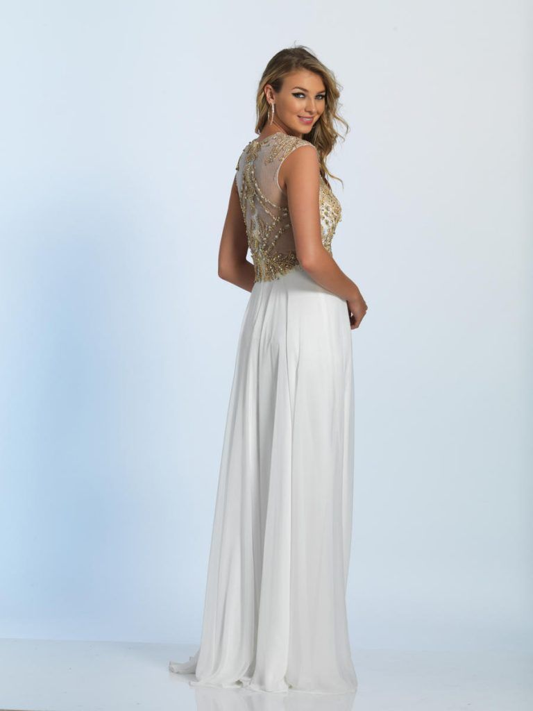 Sheer beaded dresses sheer beaded prom gown long gowns