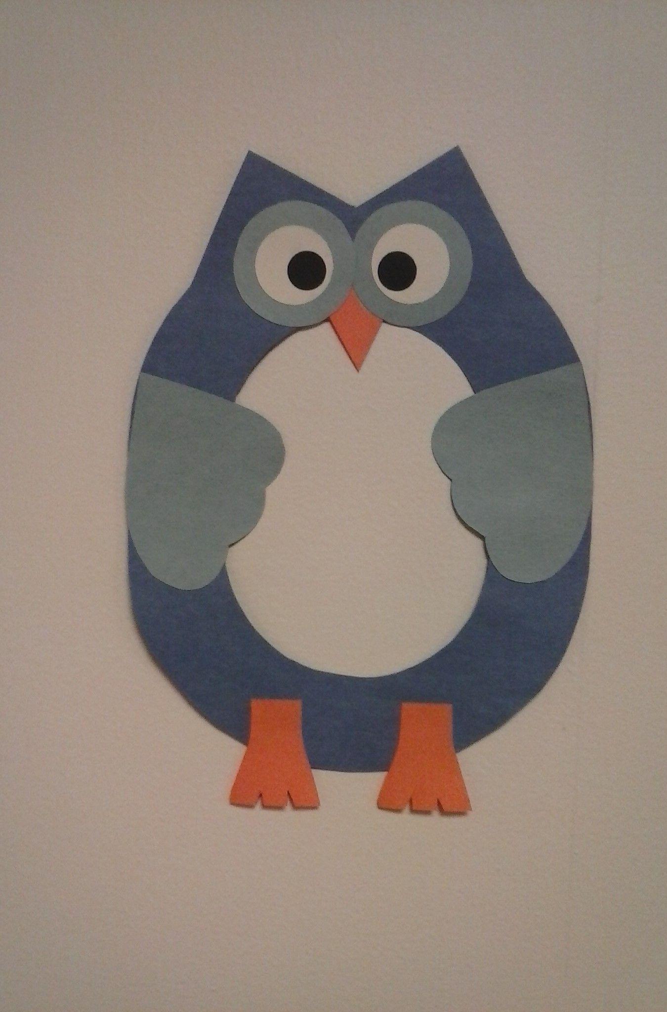 Preschool Letter O O Is For Owl