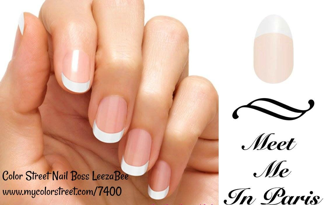Color Street 100% Real Nail Polish Strips! Fast & easy to apply, no ...