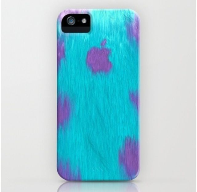 Cute sully phone case