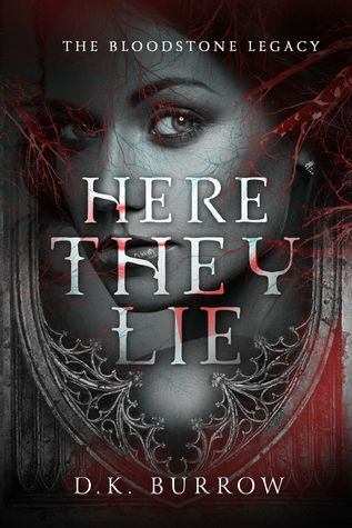 Cover Reveal: Here They Lie (The Bloodstone Legacy, #1) by D'Ann Burrow -On sale October 5th 2015 by Three Owl Press -One town. Three families. A secret that refuses to stay buried. Now the deadly legacy passes to a new generation. After her aunt's untimely death, Reese Everett is summoned to Devil's Vale, Georgia. Colton Waters is returning home for an entirely different reason. Their lives soon become entangled as a generations-old secret comes to light.