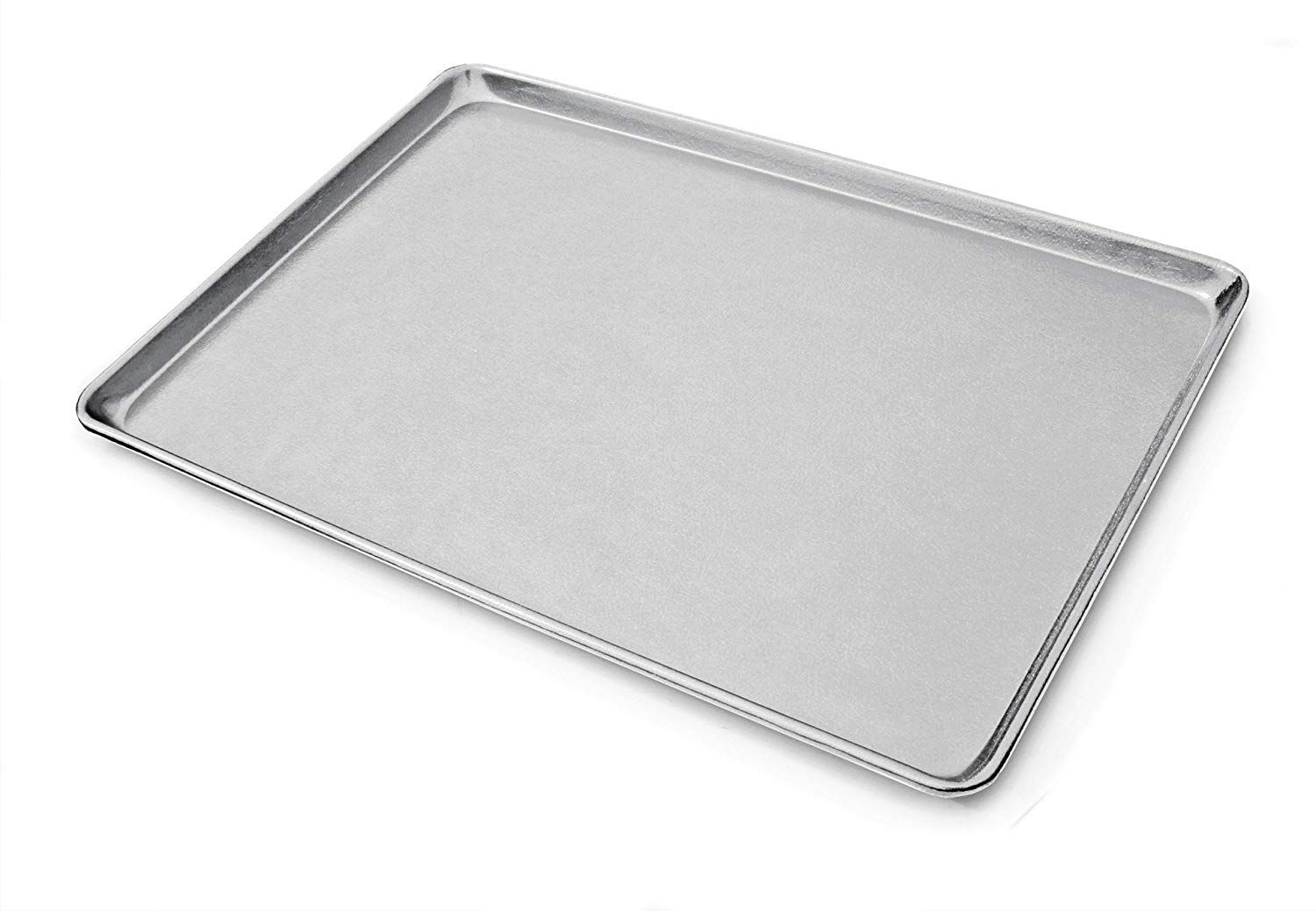 New Star Foodservice 37319 Textured Commercial Sheet Pan Display Tray Silver Anodized 18 X 26 Inch Wa With Images Nonstick Baking Pans Sheet Pan Baking Cookie Sheets