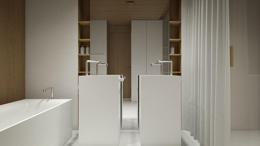 Soggiorno Minimal ~ Soggiorno minimal chic 5 arredamento minimalista pinterest