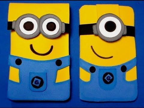 youtube on Pinterest | Minions, Monster University and Manualidades