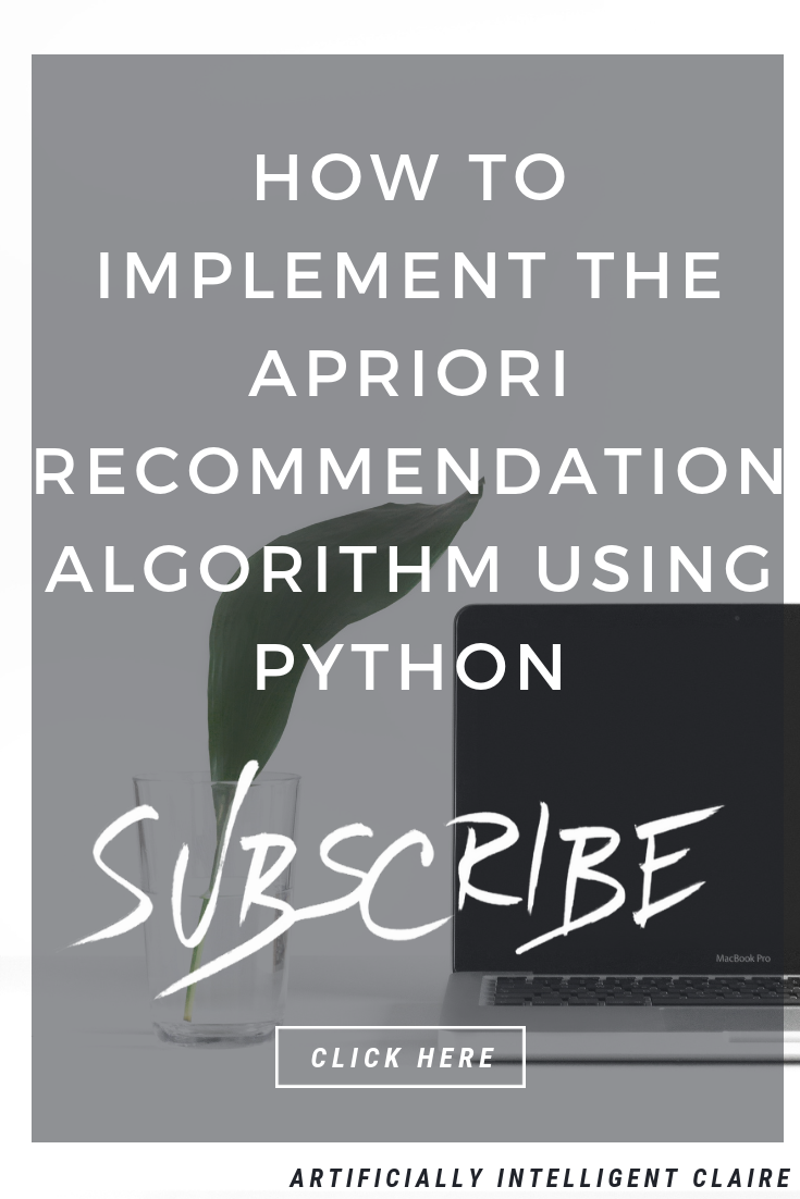 How to Make Awesome Recommendations with Apriori Algorithms | Data