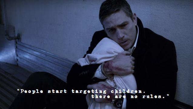 People Start Targeting Children There Are No Rules John Reese