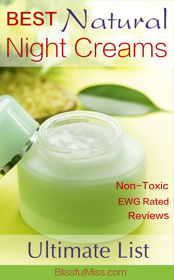Best Natural Night Creams Ewg Rated Human Reviewed Night Creams Anti Aging Night Cream Anti Aging Cream