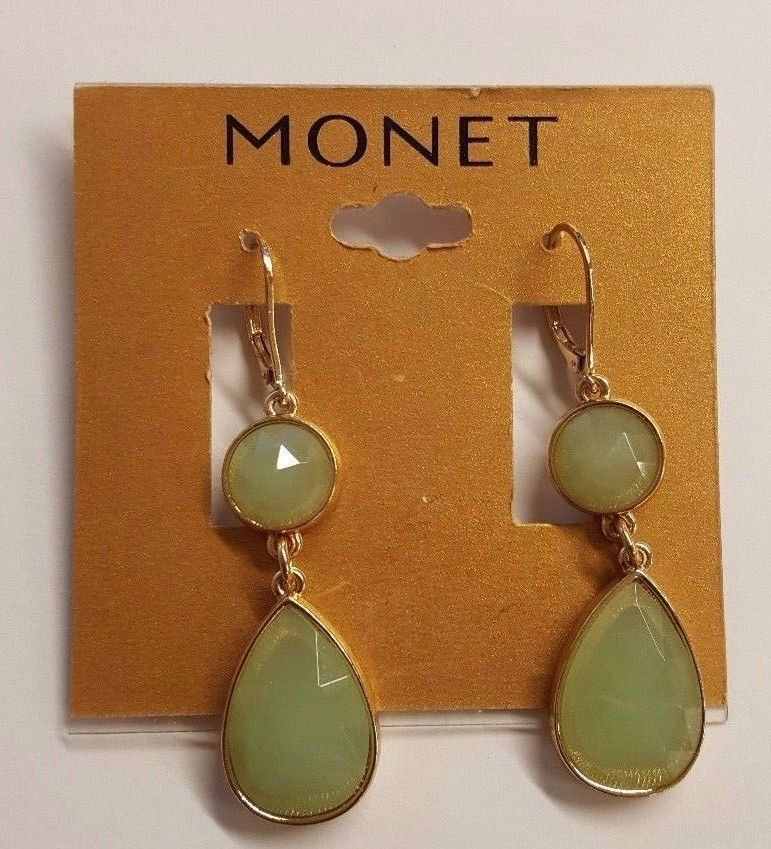 Monet Drop Earrings Womens Earrings NWT Monet Drop earrings and Drop