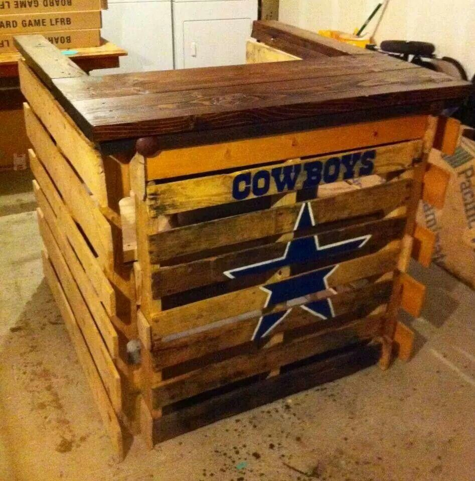 Dallas Cowboy Bar Dallas Cowboys Decor Dallas Cowboys Room Dallas Cowboys Crafts