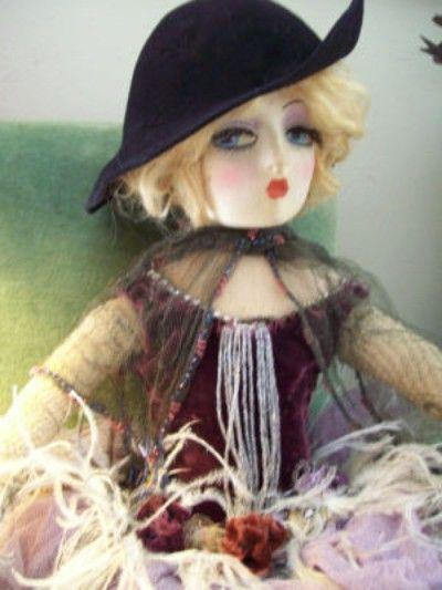 Gerling Boudoir Doll (10/03/2011) One of mine.