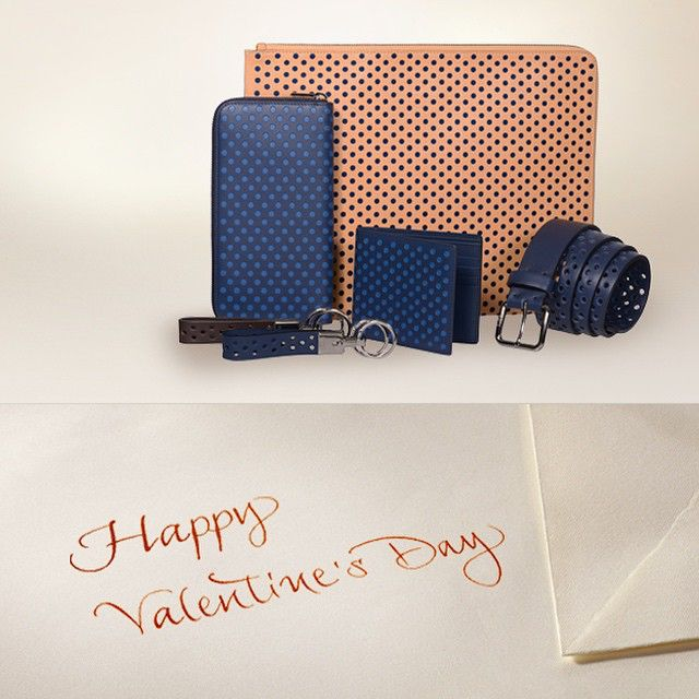 Make Valentine's Day special. Surprise him with a stylish gift. Shop now on tods.com #tods #valentinesday #gifts