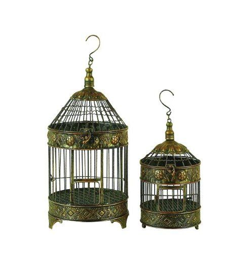 Deco 79 Metal Bird Cage, 24-Inch and 16-Inch, Set of 2 Deco 79 http://www.amazon.com/dp/B0062BRS7Y/ref=cm_sw_r_pi_dp_.NS2ub1JRZP9V