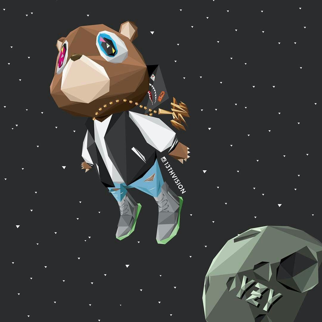 Kanye West Rapper Art Musical Art West Art