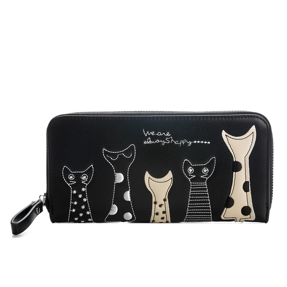 b953b9707c3b Keep your money safe with these fun and cute cat wallet. Available ...