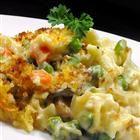 Tuna Noodle Casserole from Scratch Recipe. so yummy good