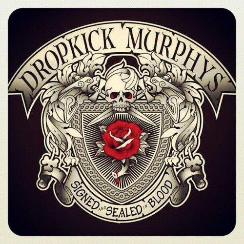 Dropkick Murphys Album Covers Google Search Rose Tattoo Dropkick Murphys Lyric Tattoos Dropkick Murphys