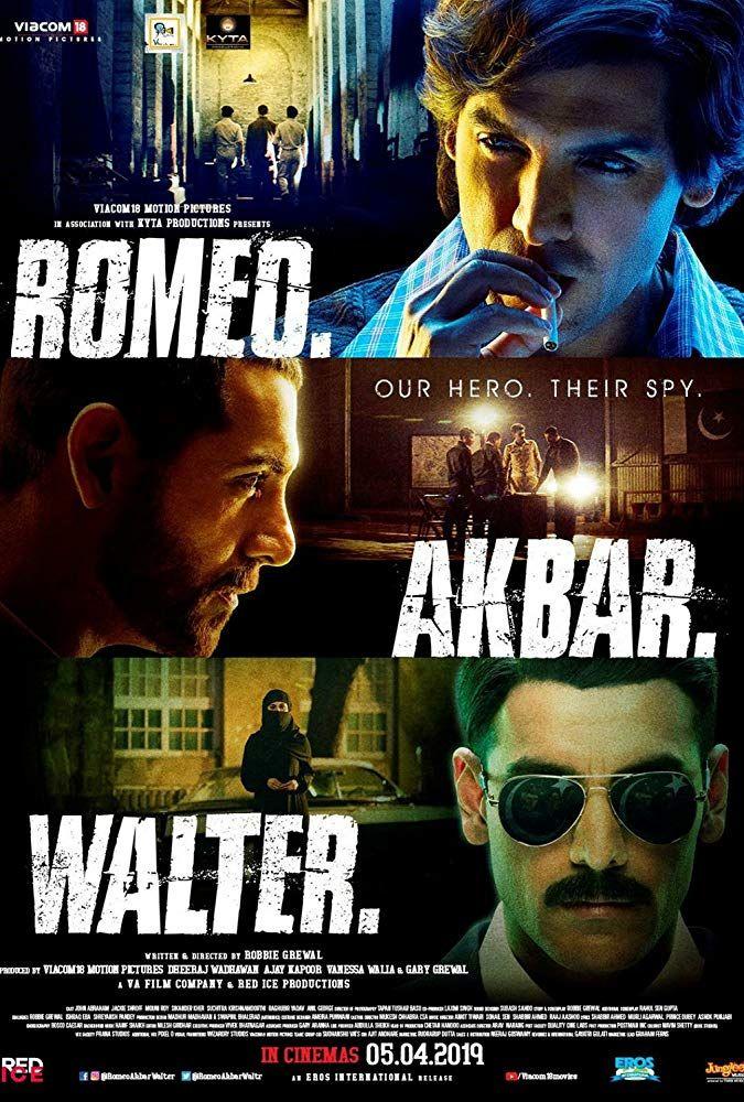 Download Film Romeo Akbar Walter 2019