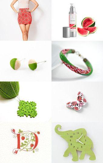 Fresh & Juicy -- Cute items on Etsy!