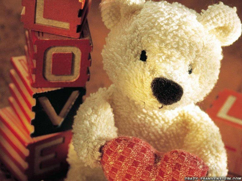 Обои little, Teddy, Медведь, bed, cute, мишка. Разное foto 18