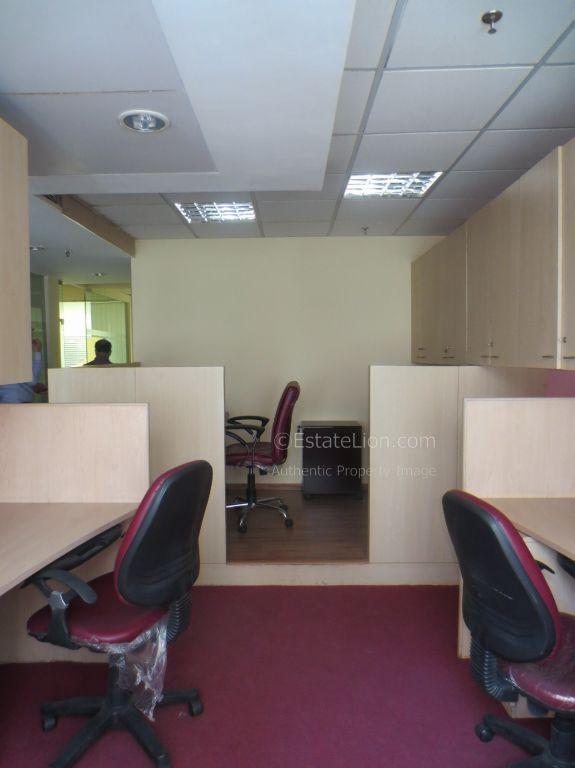 1210 Sq Ft Furnished Office For Rent In Rectangle One At District Center Saket South Delhi Furnishings Rent Home