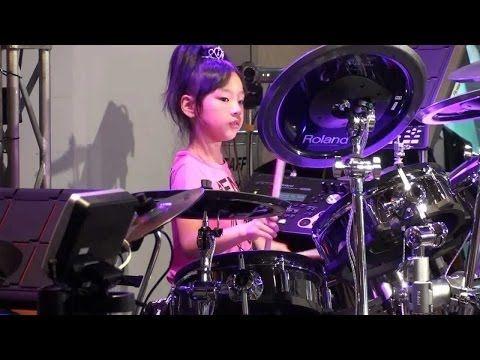Kanade Sato Drummer