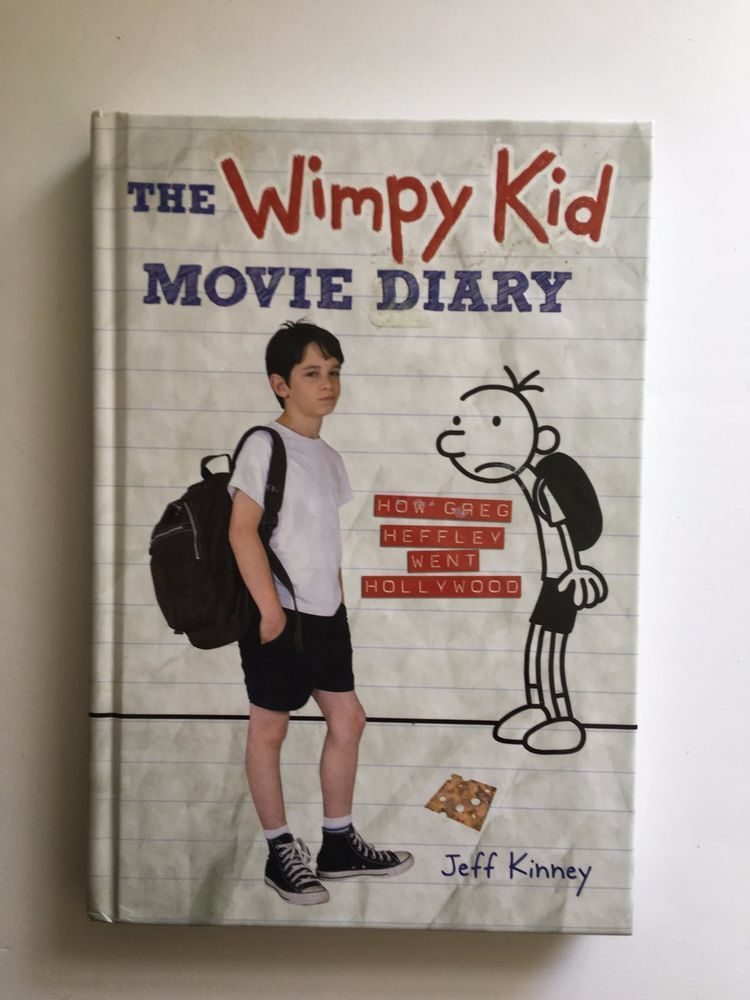 Diary of a wimpy kid the wimpy kid movie diary by jeff kinney isbn diary of a wimpy kid the wimpy kid movie diary by jeff kinney isbn 978081096168 810996162 ebay solutioingenieria Choice Image