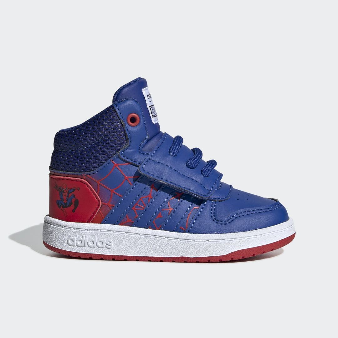 Hoops Mid 2.0 Schuh in 2020 | Red
