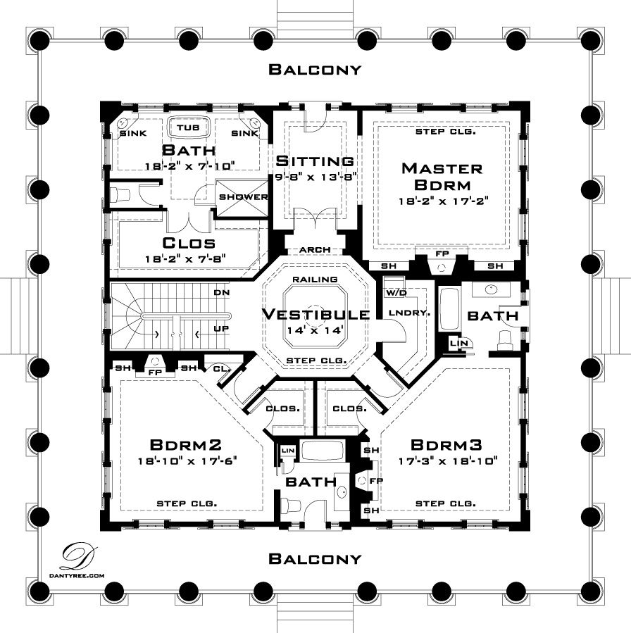 dantyree | unique house plans, castle house plans, modern