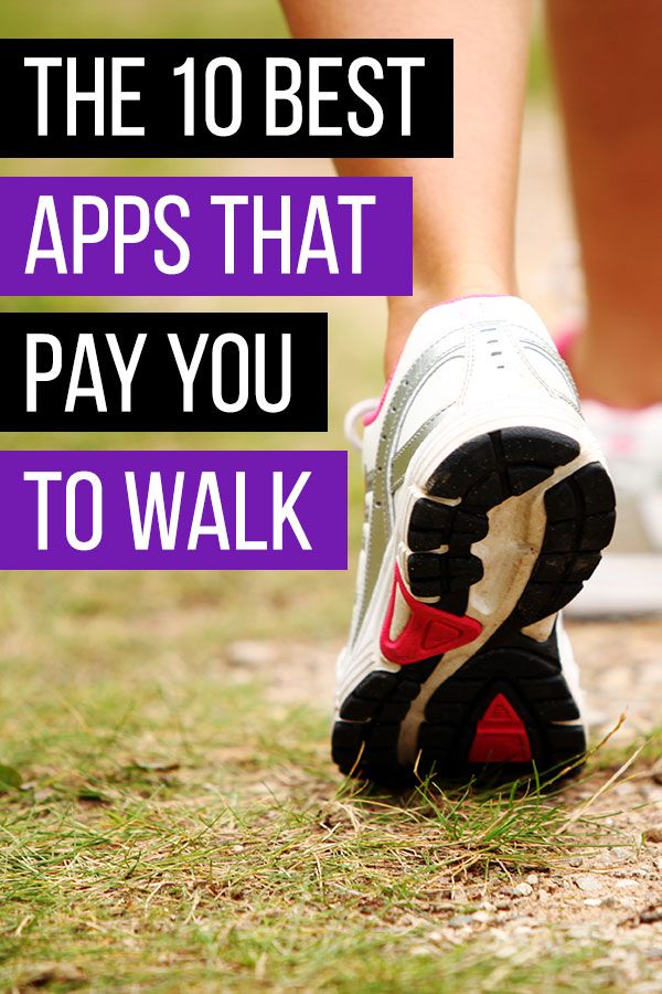 The 20 Best Apps That Pay You to Walk Apps that pay