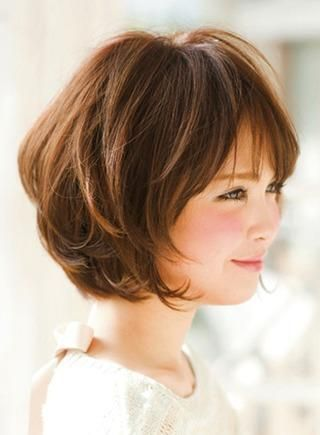 Tagli capelli corti con permanente