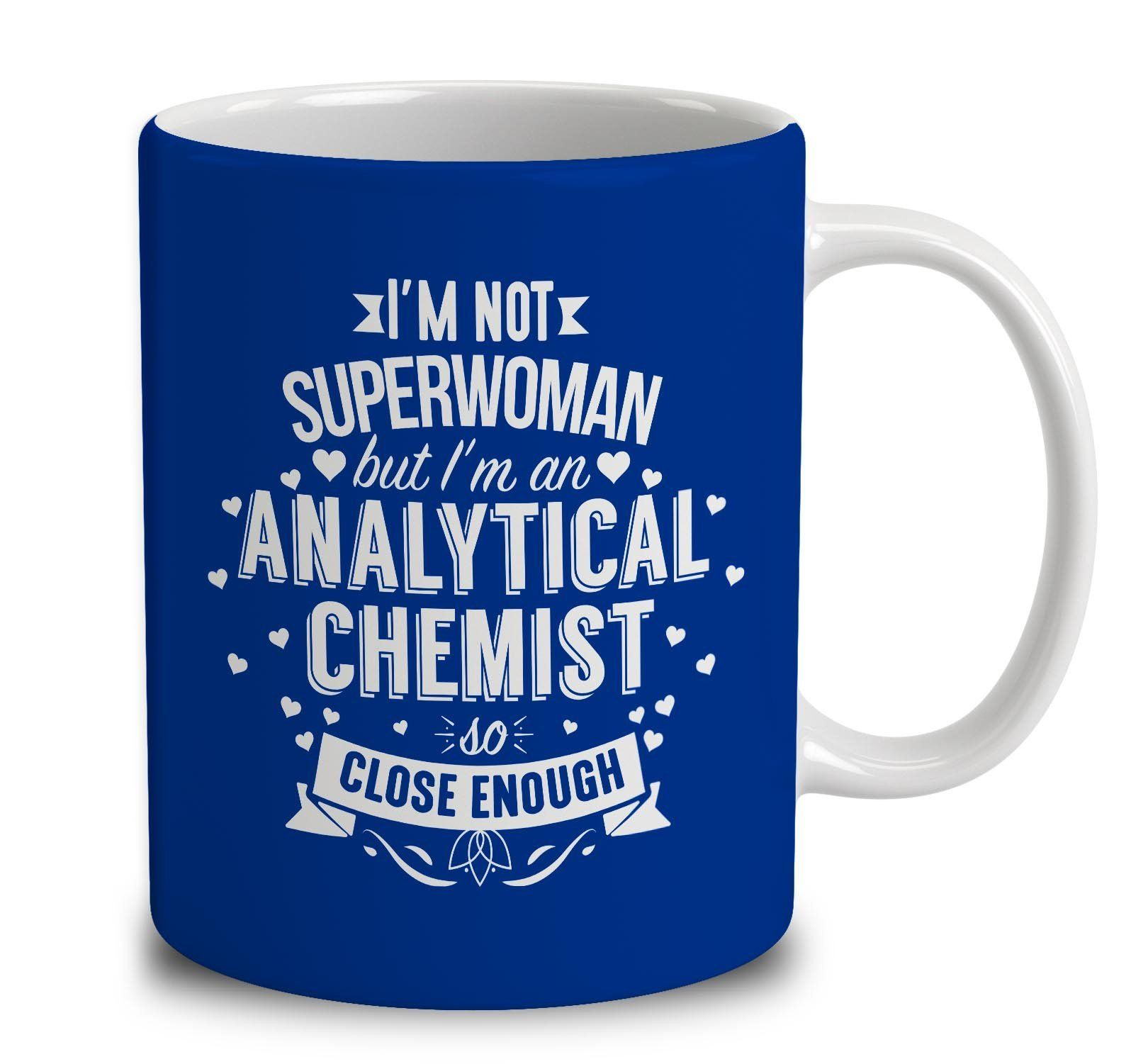 I'm Not Superwoman But I'm An Analytical Chemist
