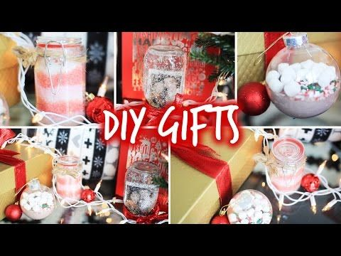 Easy diy christmas gifts for friends family boyfriends youtube easy diy christmas gifts for friends family boyfriends youtube solutioingenieria Image collections