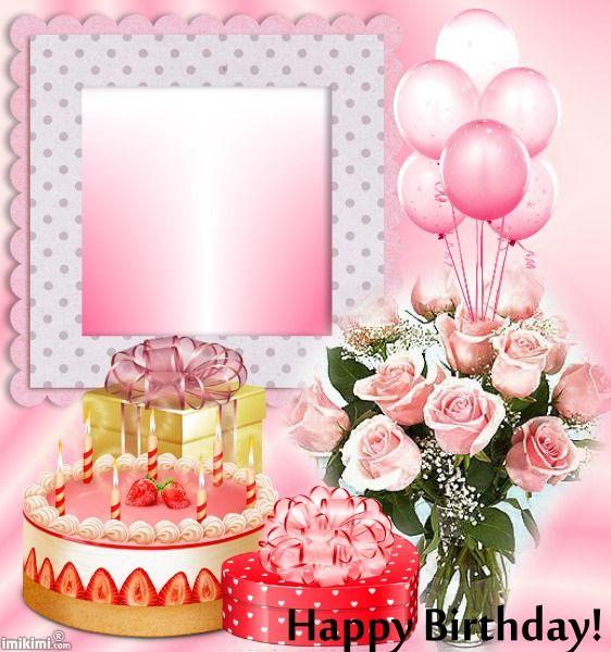 Happy Birthday! Happy Birthday Imikimi Pinterest Happy - birthday greetings template