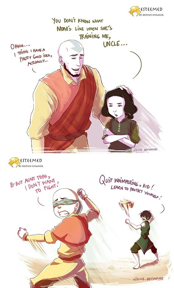 Pin by Lathesha on The Gaang and Krew   Avatar airbender