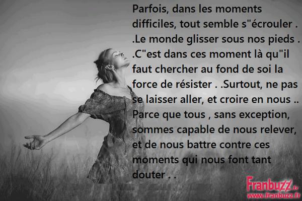 Citation Courage Maladie