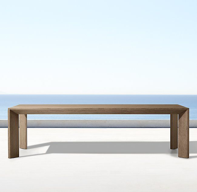 outdoor rectangular dining table. Comes Or Arles Rectangular Outdoor Dining Table