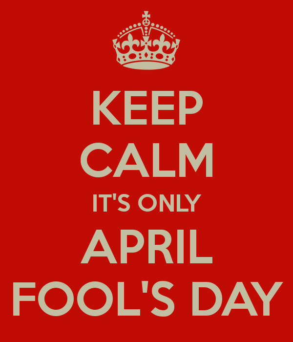 20 April Fool Day Quotes With Images
