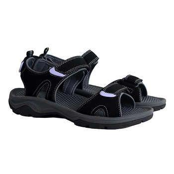 9b7c79097b Khombu Ladies' River Sandal | Costco in 2019 | Black sandals, Shoes ...