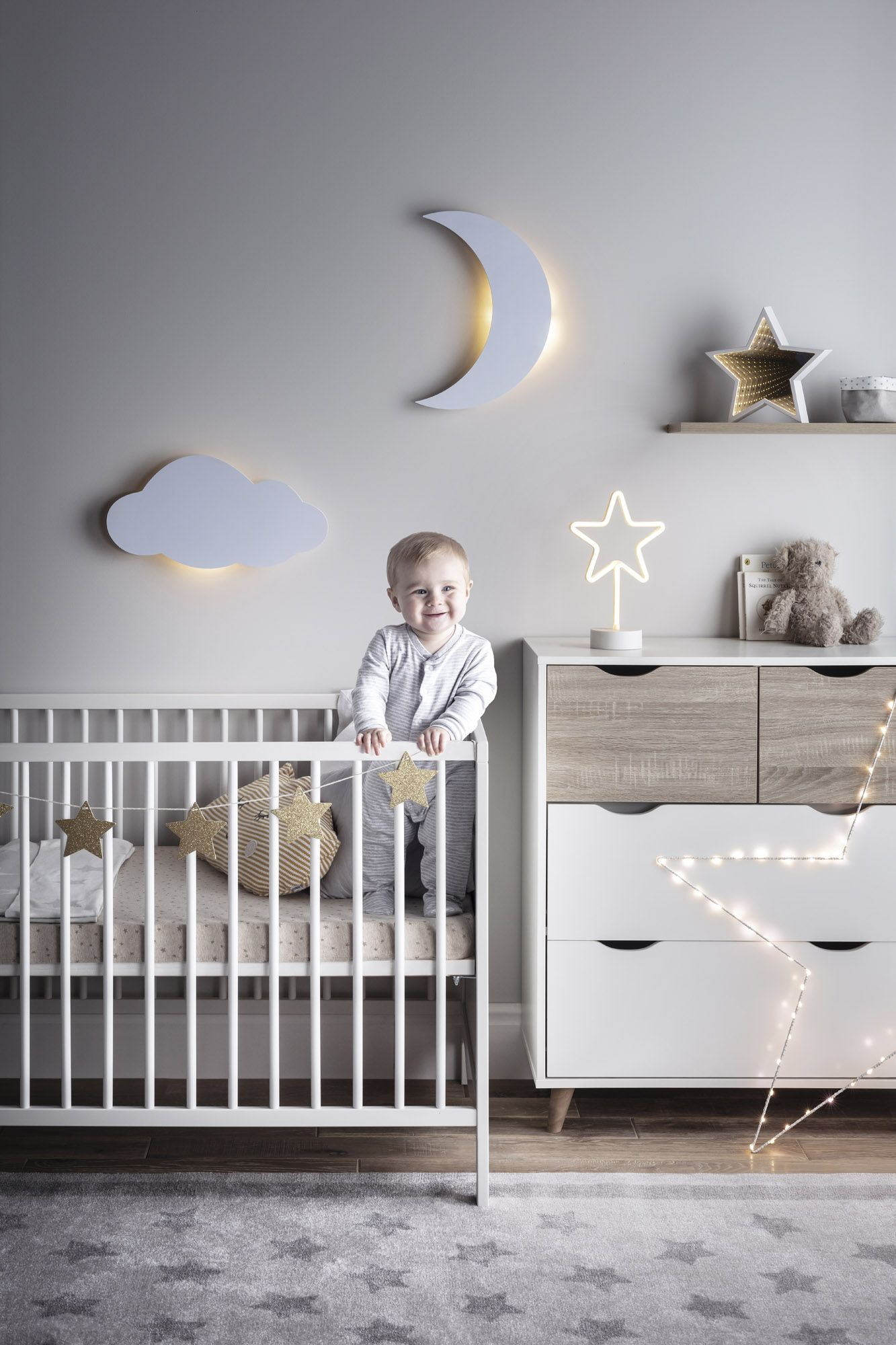 Complete Your Little One S Bedroom With Our Neon Star Light Perfectly Placed By Bedsides It Ll Radiate A Cosy Glow Night After