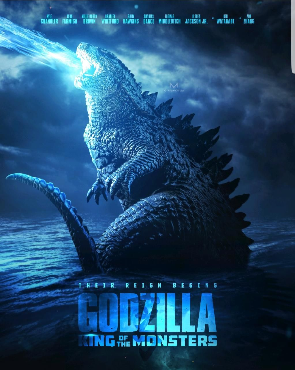 Download Godzilla Wallpaper By Silverbull735 C5 Free On Zedge Now Browse Millions Of Popular Godzilla Wallpaper Godzilla Wallpaper Godzilla Kong Godzilla