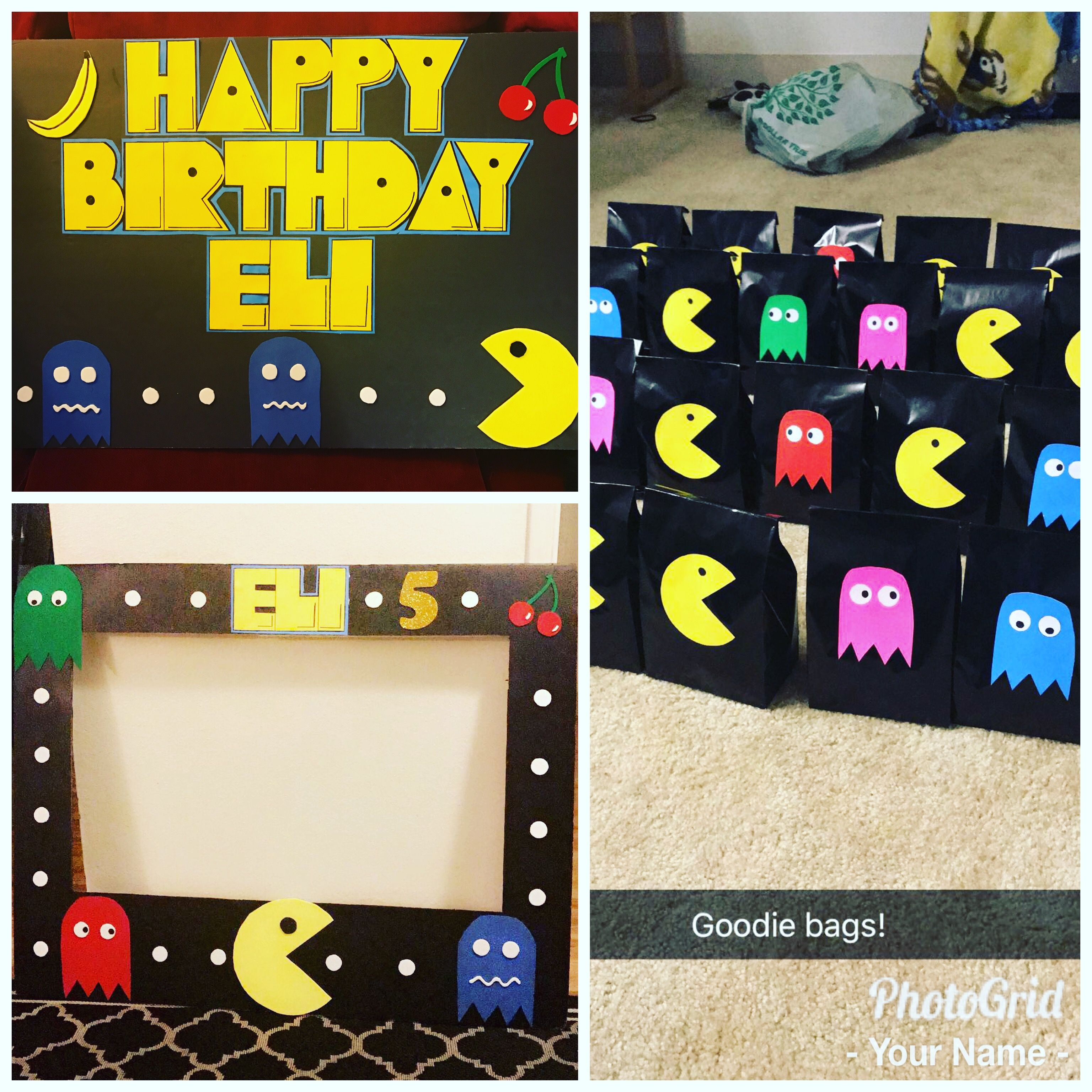 Pin On Pacman Party