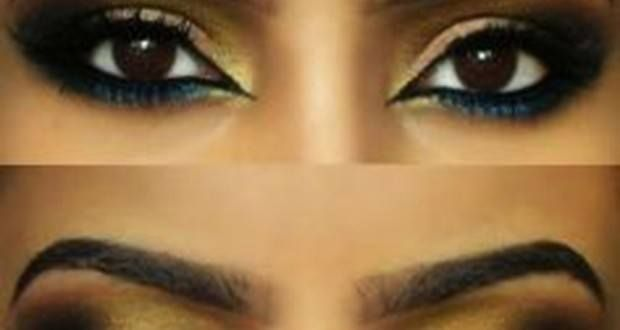 Today we will be talking about step by step Arabian eye makeup tutorial and tips how to applyArabic...